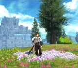 Tales games almost always feature green fields and pretty flowers. And great hairdos.