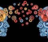 Two heads gears