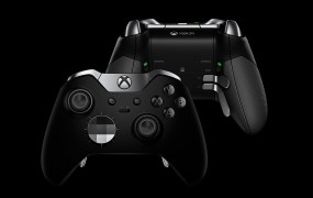 Microsoft has made a premium controller for its Xbox One console.