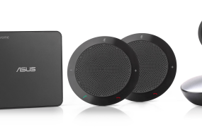 Google's Chromebox for Meetings kit.