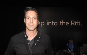 Jason Rubin, the head of studios at Oculus VR.