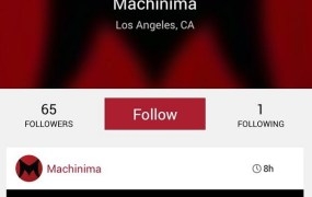 Machinima app on Victorious
