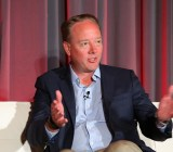 Mike Gallagher, CEO of the Entertainment Software Association, at the GamesBeat Summit.