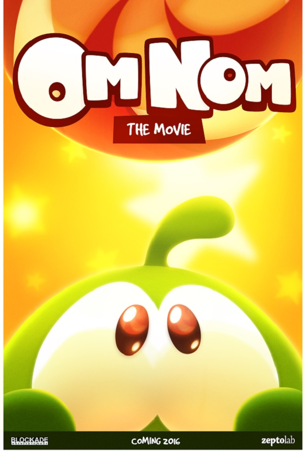 That Adorable Om Nom From Cut The Rope Gets His Own Movie