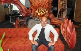Scott Hartsman, CEO of Trion Worlds.