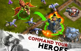 Twiitch's Heroes of War is one of the reasons Gree invested in the studio.