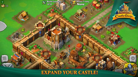 Microsoft brings its Clash of Clans-like to iOS.