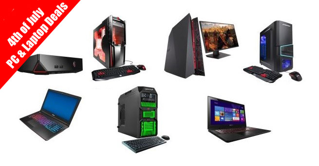 Save on smart TVs, touchscreen laptops, speakers, and more gadgets this Fourth of July with these incredible sales.