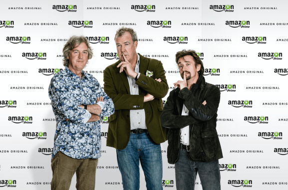 Amazon nabs former Top Gear presenters for a new car show exclusive to Amazon Prime