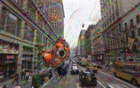 DeepDream Kyle McDonald Flickr