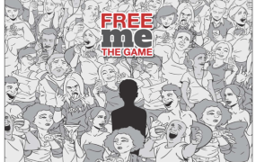 Free Me, the card game about being awful at social media.