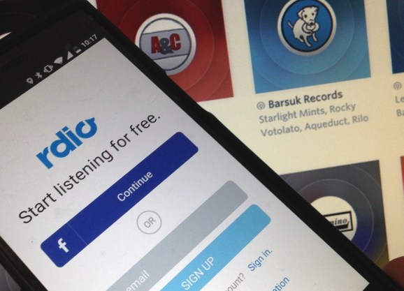 Rdio bets big on curation with new label and influencer radio stations