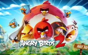 Angry Birds 2 is coming July 30.