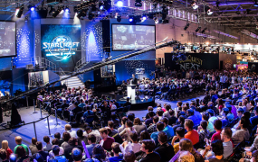 Esports keeps growing and growing...