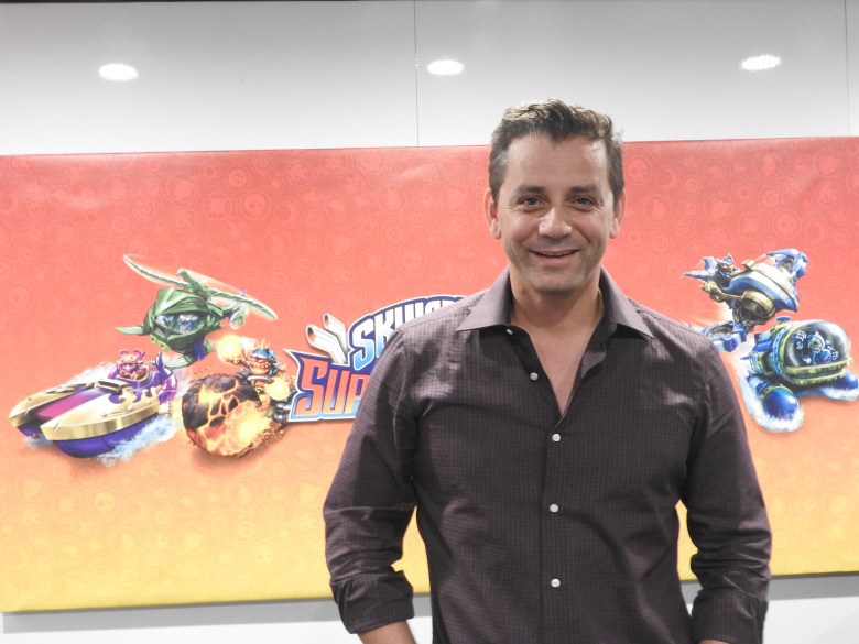 Eric Hirshberg, CEO of Activision Publishing.