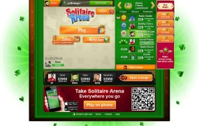 RockYou has acquired Solitaire Arena.