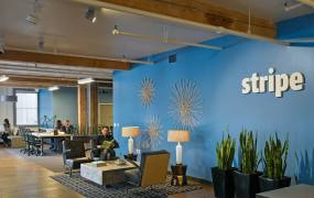Stripe's San Francisco office.