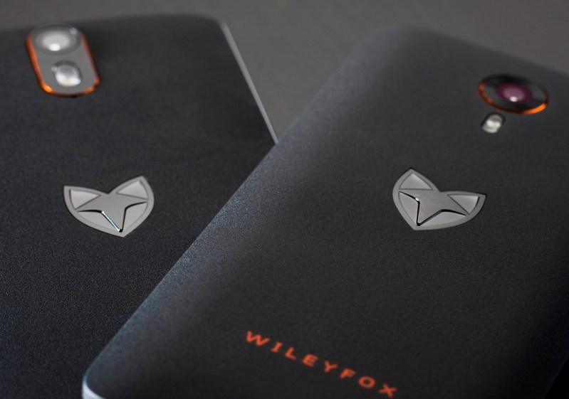 Wileyfox: Back