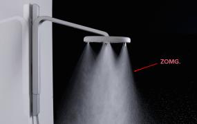 magic shower