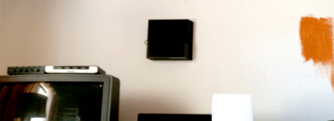 Forza Designs PlayStation 4 Wall Mount mounted