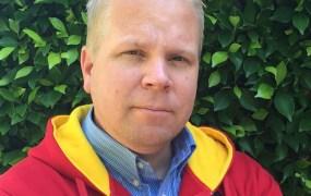 Tuomo Korpinen, head of Rovio's media business.