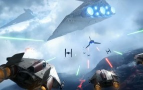 Fighter Squadron in Star Wars Battlefront.