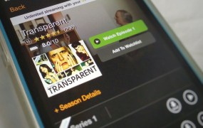 Amazon Prime Video - Transparent