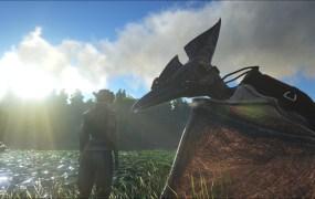 Ark pteranodon