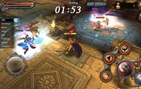 Blade: Sword of Elysion, a popular Korean game, hits iOS today.