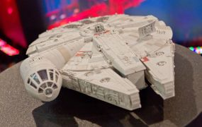 Star Wars's 2015 Millennium Falcon