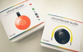 Google Chromecast 2 and Chromecast Audio