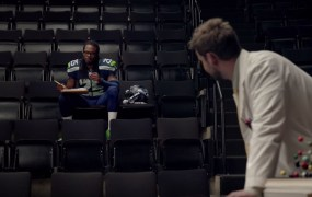 Richard Sherman stars in the latest Madden NFL commercial.