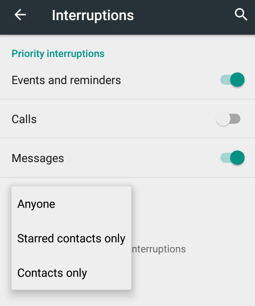 Priority Alerts