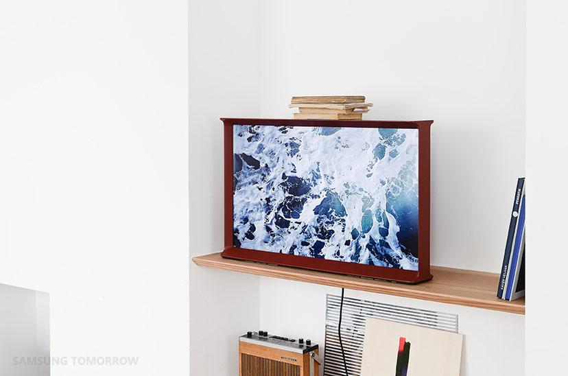 samsung serif tv. Black Bedroom Furniture Sets. Home Design Ideas