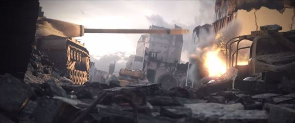 World of Tanks is rolling onto PlayStation 4.