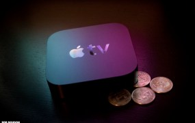 apple TV Rob Boudon