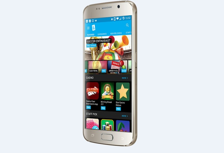 real gambling android apps