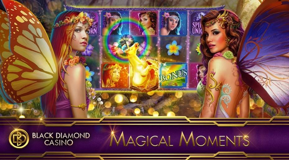 black diamond casino rising tide games