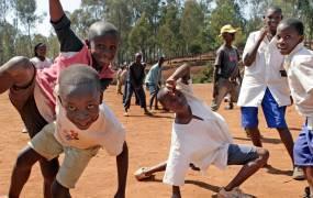 War Child supports children in war-affected regions.