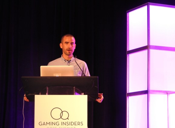 Nathan Vella, CEO of Capy Games.