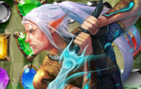 Puzzle & Glory elf guy