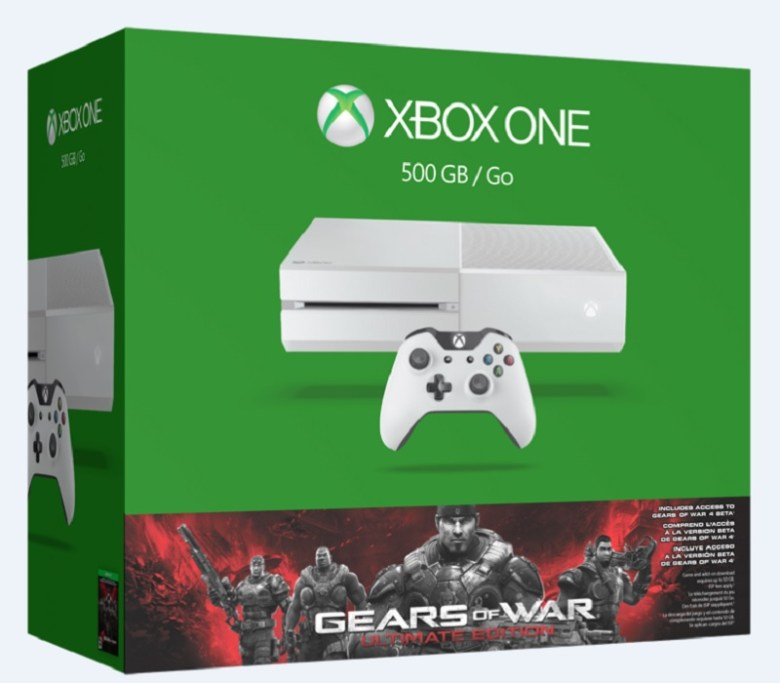 Walmart Starts Preorders For Xbox One Gears Of War Ultimate Edition Bundle Gamesbeat Games