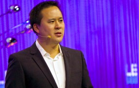 Jeremiah Owyang, Chief Catalyst & Founder, Crowd Companies speaking at LeWeb Paris 2013
