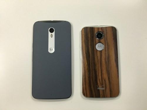 Medium Of Moto X Pure Vs Nexus 6