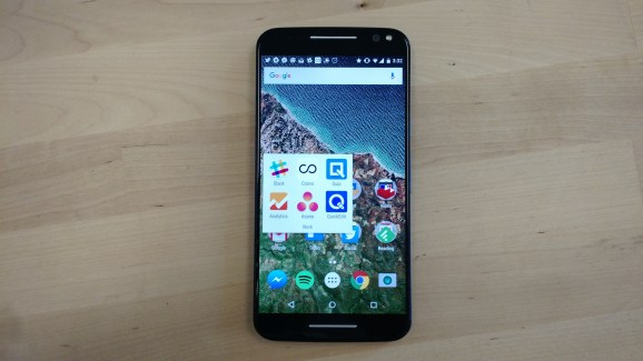 Motorola's Moto X Pure Edition.