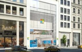 Microsoft Store Fifth Avenue (Rendering)