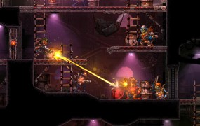 SteamWorld Heist is about strategy and timing.