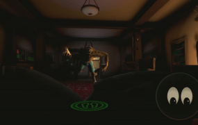 Goosebumps Night of Scares werewolf