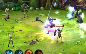Mastermind Studios is creating Quest of Heroes: Clash of Ages.