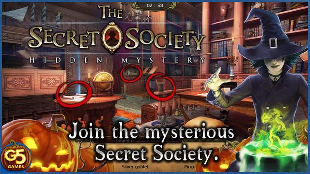 how to play secret society hidden mystery